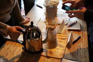 コーヒーセミナー