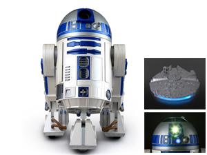 R2-D2プロジェクター