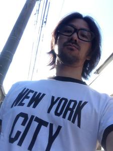 New York Tシャツ