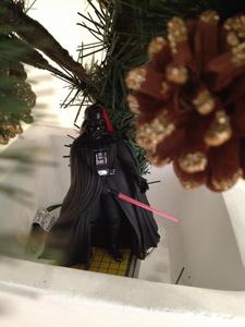 オトコのクリスマスツリー4