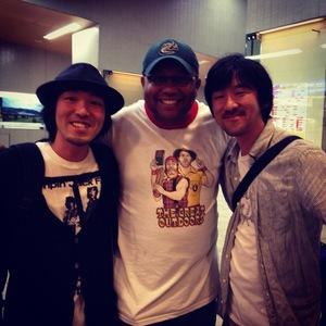 新宿駅 with Rodney