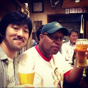思い出横町 with Rodney