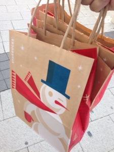 スタバ2012クリスマス