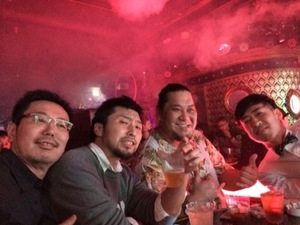 10th Party 4次会