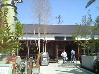 MOKICHI 入り口2