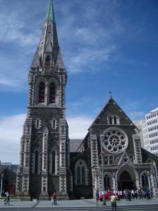 クライストチャーチ 教会
