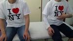 IラブNY Tシャツ