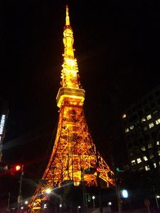12月23日の東京タワー