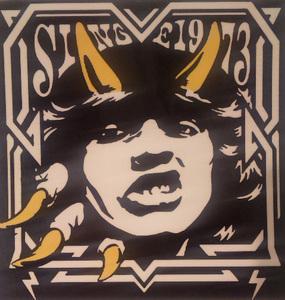AC/DC アンガス・ヤング