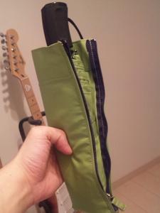 自動開閉式折りたたみ傘2