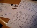 ママからの手紙