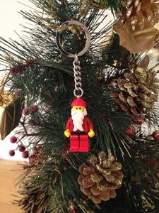 クリスマスツリー LEGOサンタ