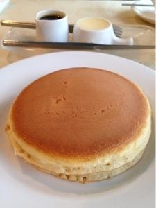 万惣 ホットケーキ