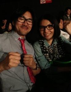新宿FACE 安藤さんと僕