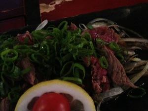 獣肉料理 米とサーカス