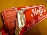 明治 リッチストロベリーチョコレート