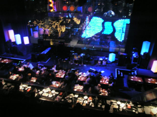 Billboard LIVE TOKYO ステージ
