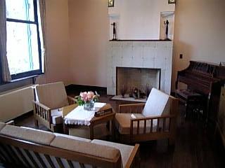 エリスマン邸 応接室